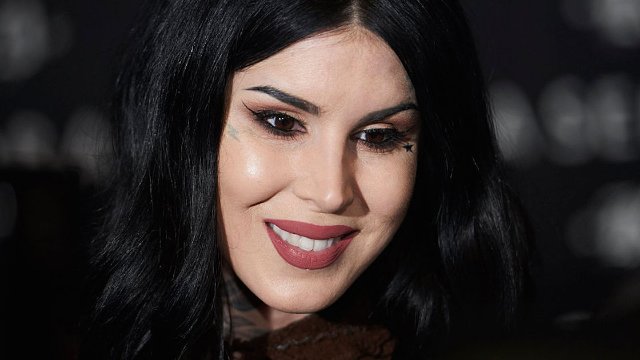 Pregnant Kat Von D\'s satanic-themed wedding has some people in their ...
