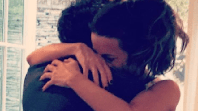 Kate Beckinsale and Michael Sheen have the sweetest reaction to their daughter getting into college.