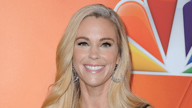 Kate Gosselin says if she could do it again, she 'wouldn't have melted down as much.'