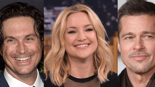 Kate Hudson's brother debunks rumor she's dating Brad Pitt with hilarious Instagram.