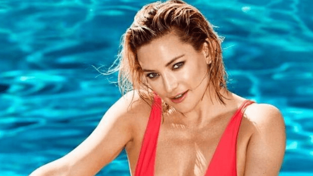 Kate Hudson posted a nude Instagram, probably because she knows she looks good nude.