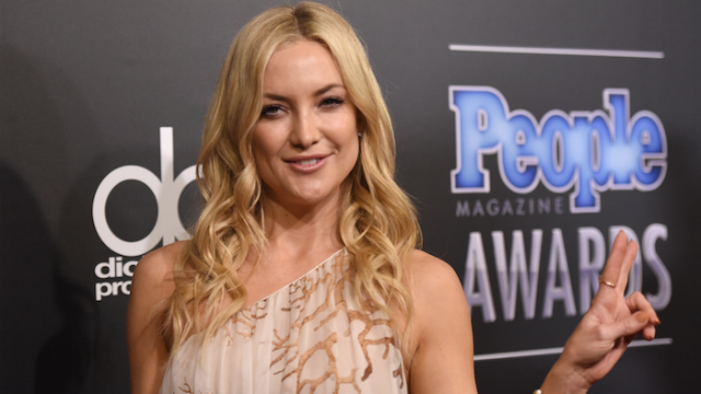 Kate Hudson's dad disowned her and her brother because of an Instagram post.