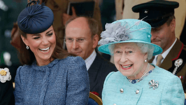 Kate Middleton shares the unexpectedly sweet and boring present she got the queen on her first Christmas with royalty.