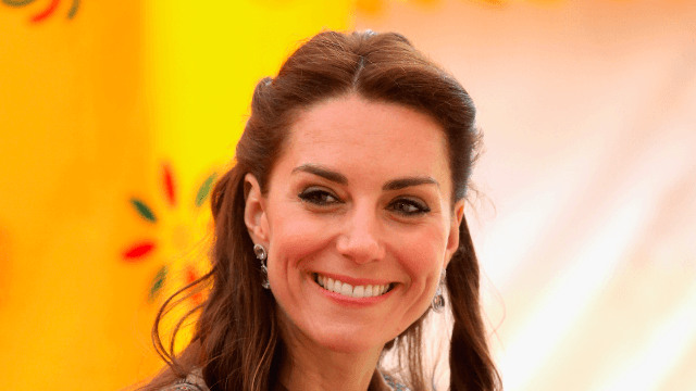 Kate Middleton's first and only fashion faux pas is for a good cause, so she gets a pass.