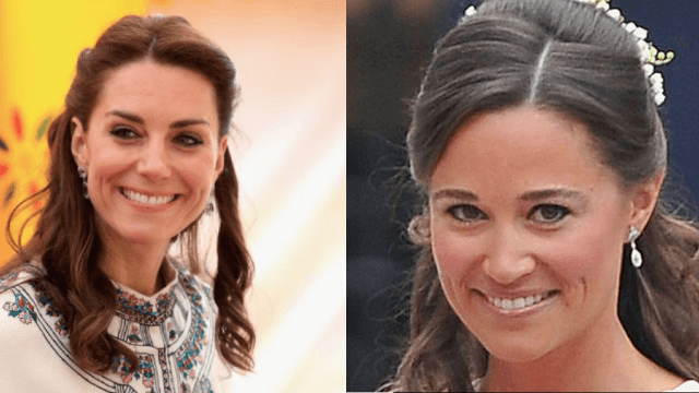 Kate Middleton has a nice reason for refusing to be her sister's bridesmaid.