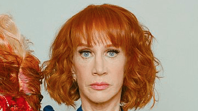 Did Kathy Griffin go too far with gory photos of Donald Trump's 'decapitated' head?