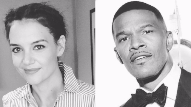Jamie Foxx's friend confirms what we all know: he and Katie Holmes are dating.