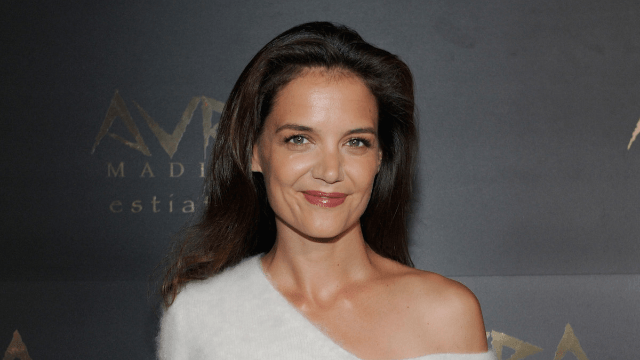 Katie Holmes' photos of sleepy Suri will make you want to call your mom.