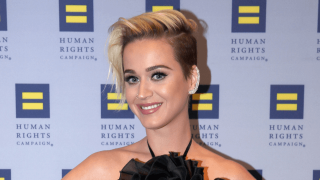'Insecure' Katy Perry uses Instagram the same way we all do.