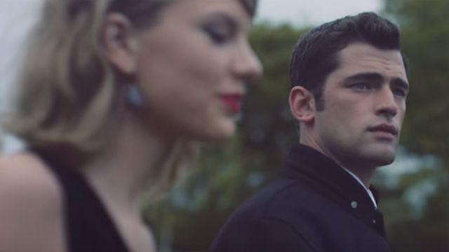 Katy Perry stole Taylor Swift's 'Blank Space' boyfriend for her new video.