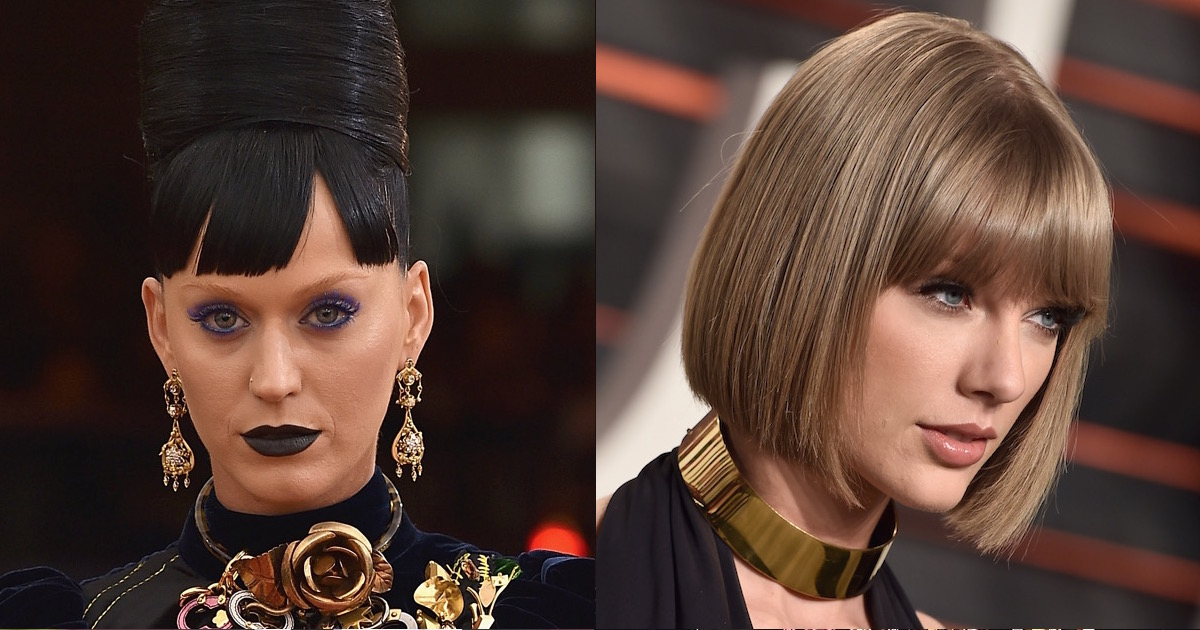 Hacker Mockingly Tweets Taylor Swift From Katy Perry's