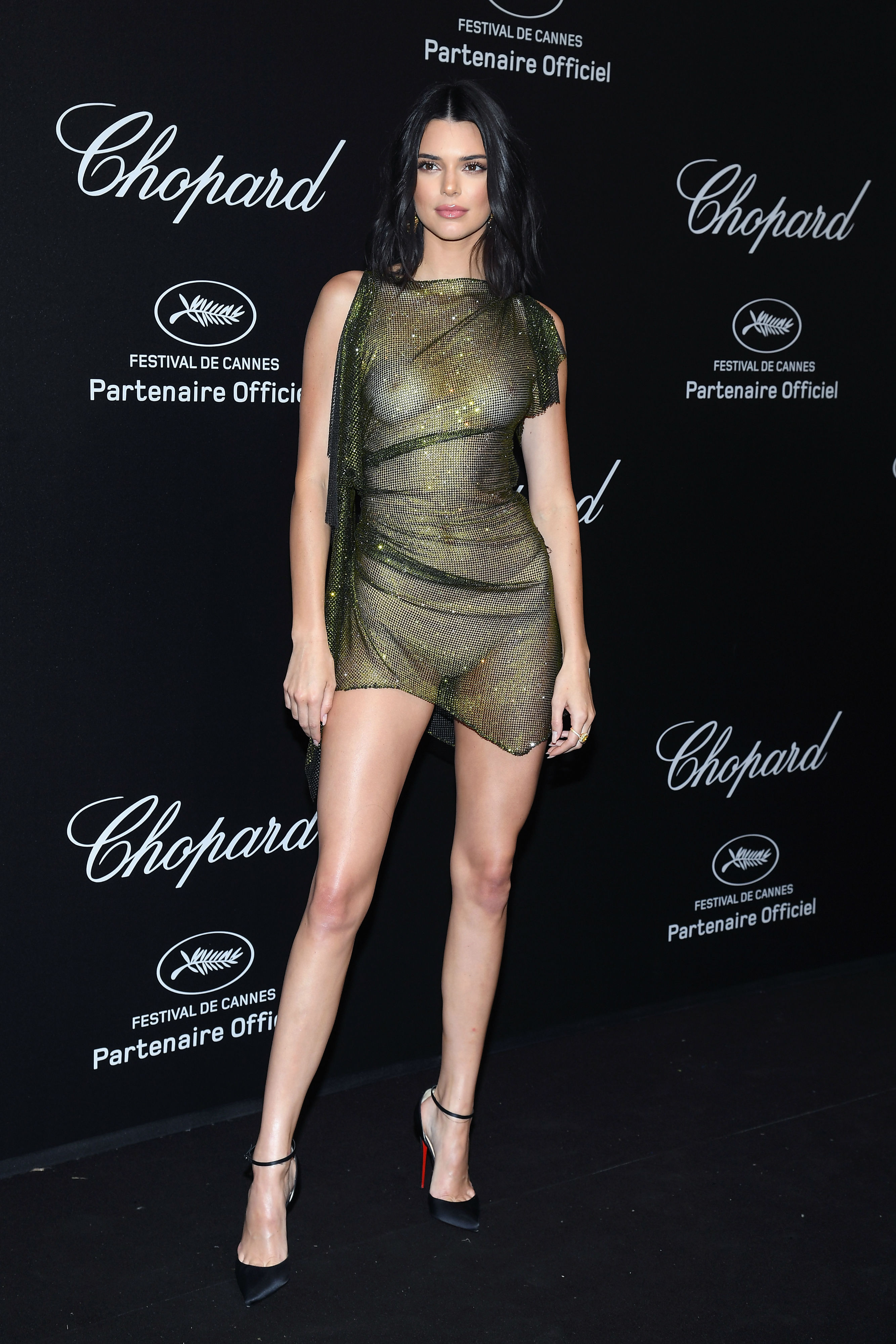 Kendall Jenner speaks out on decision to go braless in a see-through dress: 'oops.'