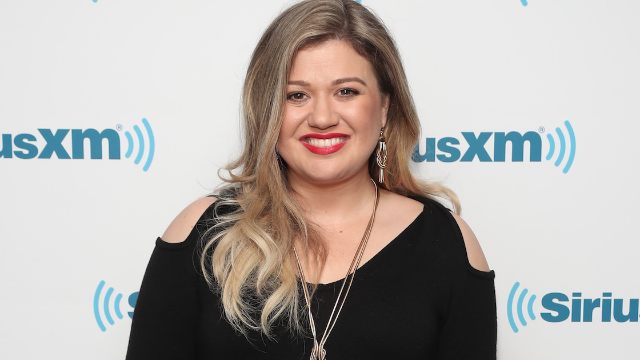 Kelly Clarkson hit back at a troll who called her 'fat' and her fans went wild.