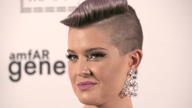 Kelly Osbourne tweeted the phone number of Ozzy's alleged mistress along with a serious burn.