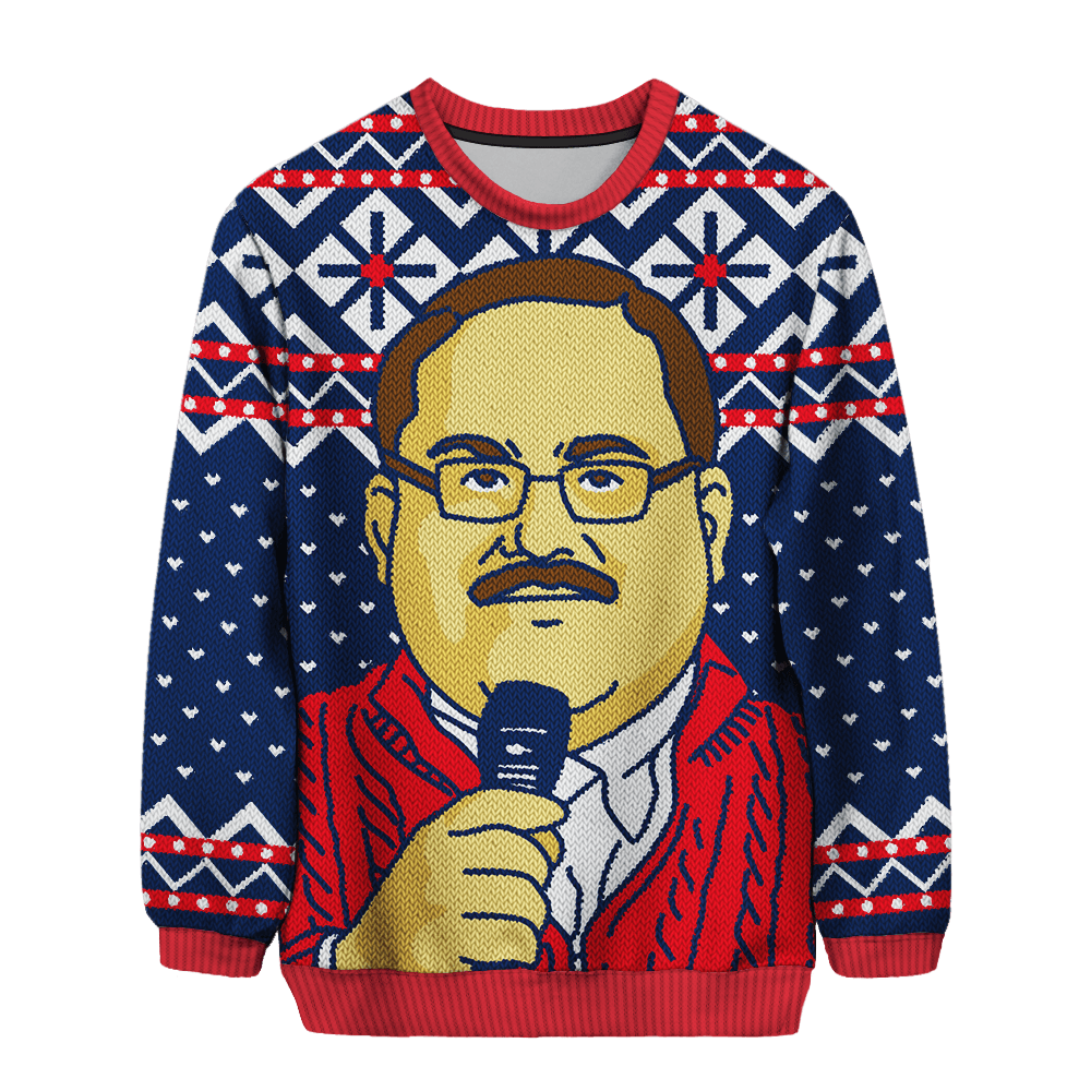 22 Ugly Christmas Sweaters That Sum Up The Ugliness Was 2016