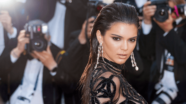 People think the butt in Kendall Jenner's latest butt pic is not exactly hers.