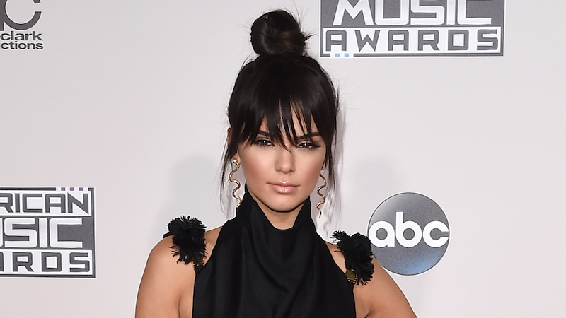 Kendall Jenner cruelly tricked the world into thinking she had posed naked on a horse.