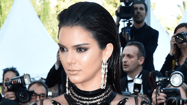 Kendall Jenner wore a beautiful snake nest at Cannes and revealed even more skin than usual.