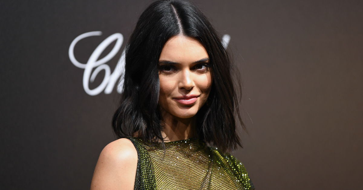 Kendall Jenner Speaks Out On Decision To Go Braless In A -9789