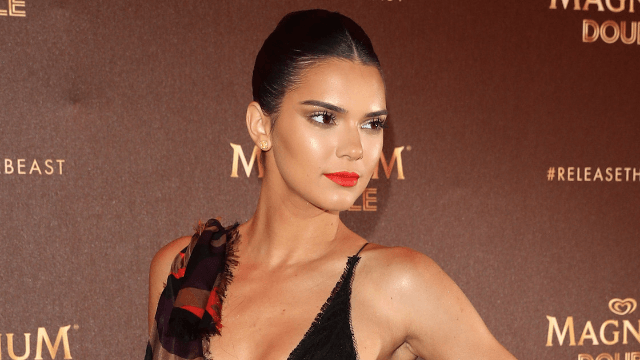 Kendall Jenner painted her walls a color that supposedly will suppress her appetite.