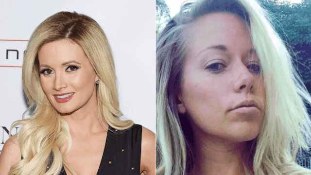 Kendra Wilkinson explains why she called Holly Madison a 'clean up girl.' Because she's pissed.
