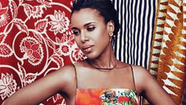 Kerry Washington called out Adweek for photoshopping her cover photo, but she also kinda gets it.