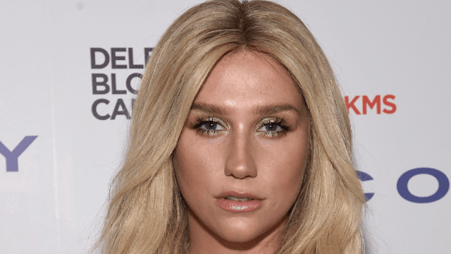 Kesha responded to a body-shaming troll with a pic of the body part she'd like him to kiss.