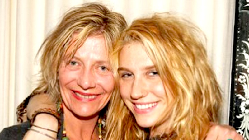 Kesha's mom finally speaks out about Dr. Luke, says her daughter was a 'prisoner.'