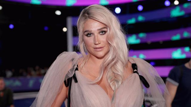 Kesha shared her newest tattoo on Instagram. It has an inspiring message.