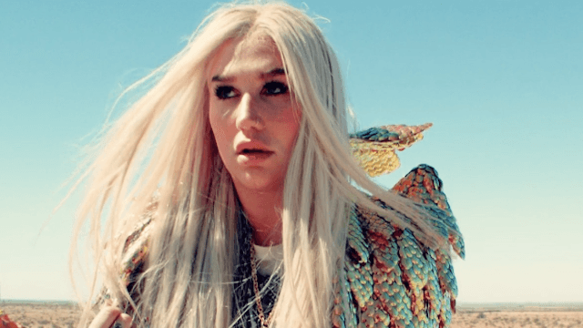 Kesha released her first song in four years and it is emotional AF.