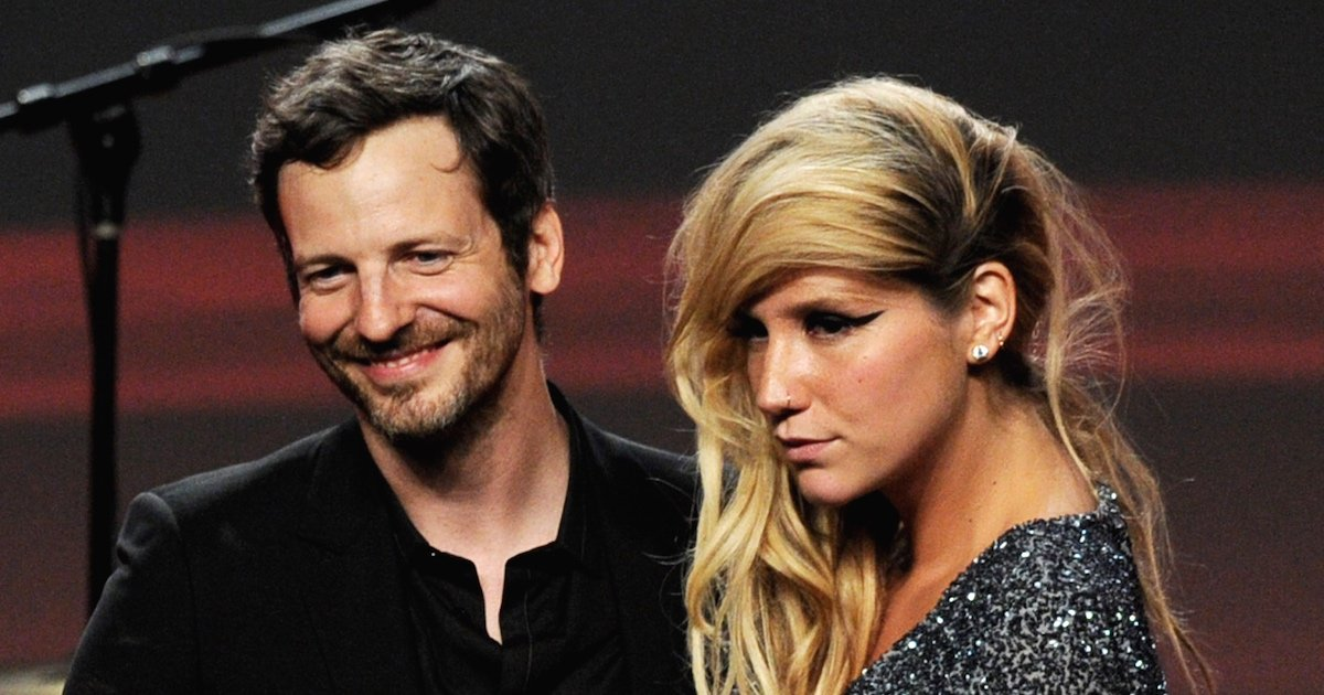 Kesha and Dr. Luke, back when there was any chance they'd be photographed together.
