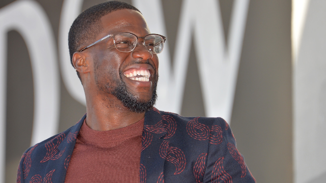 Kevin Hart's message to MAGA hate crime survivor Jussie Smollett is getting dragged.