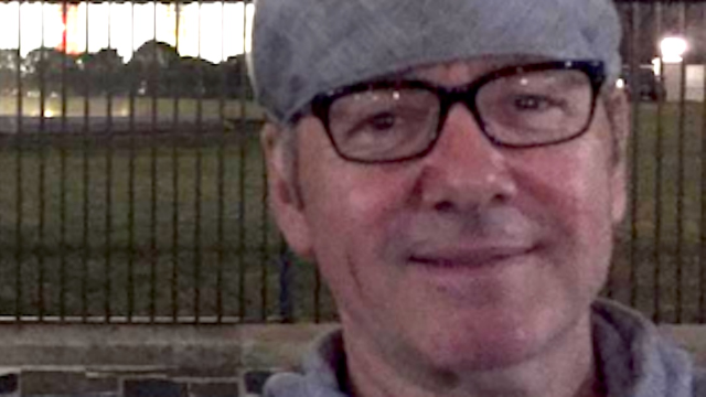 Kevin Spacey's first Instagram selfie proves he can no longer tell reality from fiction.