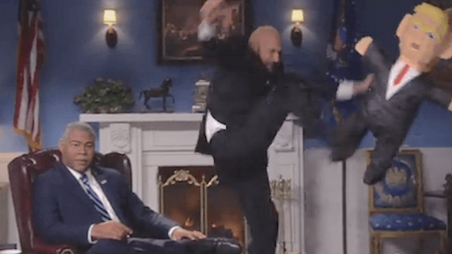 Key and Peele's 'Obama and Luther' return one last time to roast Donald Trump.