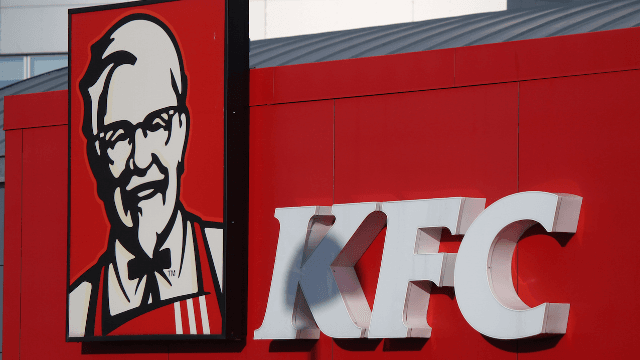 KFC goes above and beyond to honor the man who solved the mystery of its Twitter follows.