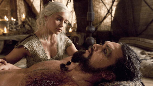 Of thrones momoa game nude jason