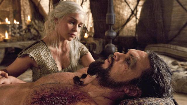 khal drogo and daenerys relationship goals