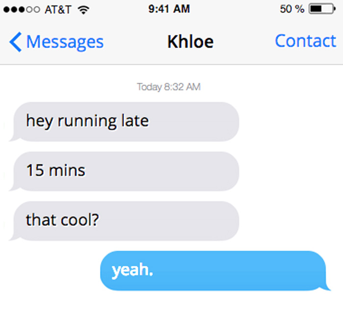 Science just confirmed the thing you hate most about your friends' texts is in fact annoying.