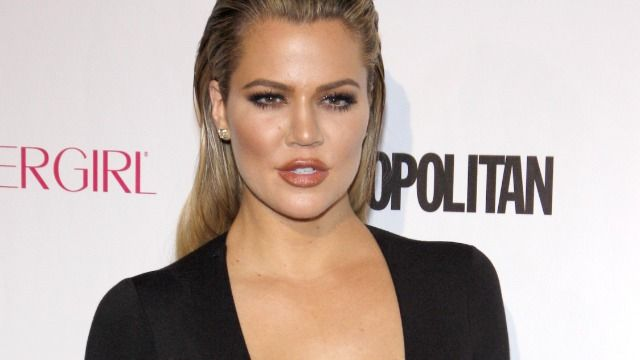Khloe Kardashian talks about teaching her daughter about race while 'living in a bubble.'