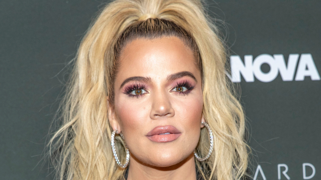 Khloe Kardashian and Robin Thicke were seen getting close in a video and people have theories.