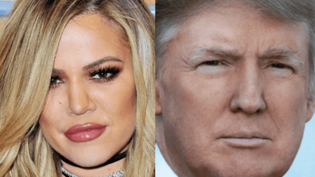 Former 'Celebrity Apprentice' Khloé Kardashian talks working with Trump, his possible presidency.