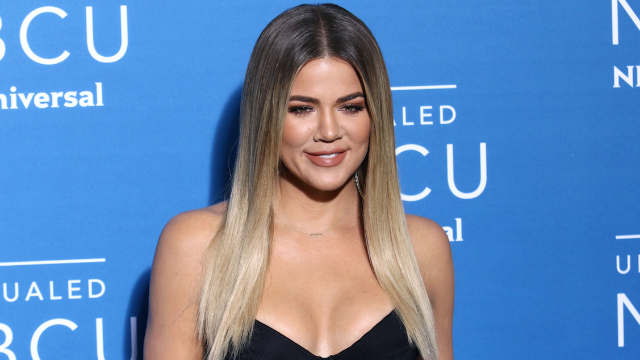 Khloe Kardashian dyed her hair bright pink, is probably doing just fine.