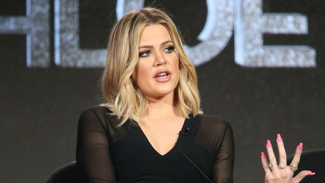 Khloé Kardashian tells Ellen why she kept her pregnancy a secret.