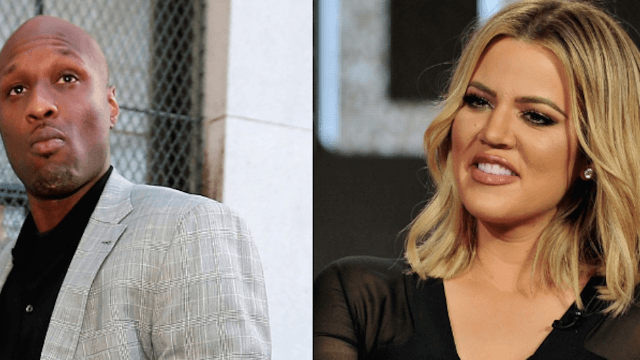 Khloe Kardashian re-filed for divorce from Lamar Odom. For real this time.