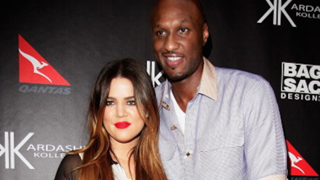 Khloe Kardashian clarified her relationship status with Lamar Odom for the first time since he was found unconscious.