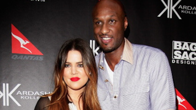 Khloe Kardashian is still technically married to Lamar Odom and making his medical decisions.