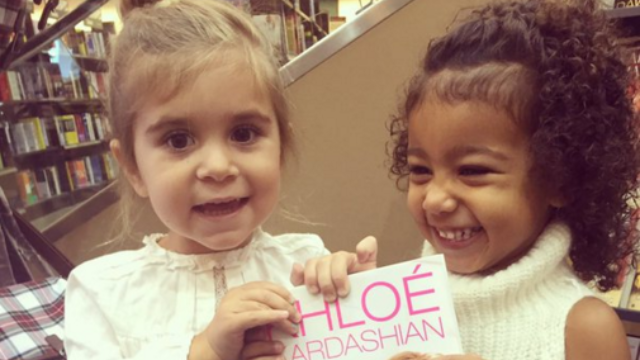 Khloé Kardashian revealed North West's nickname for her. Yes, it also starts with a K.