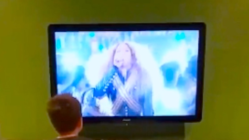 This kid's noble effort to dance like Beyoncé at the Super Bowl should not be overlooked.