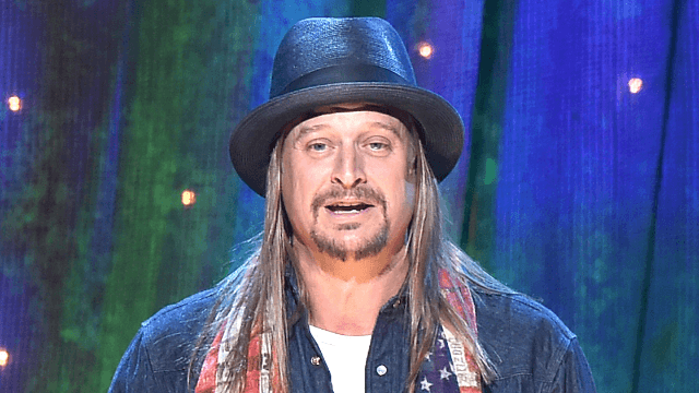 Kid Rock announced he's running for Senate and Twitter is calling it the end of days.