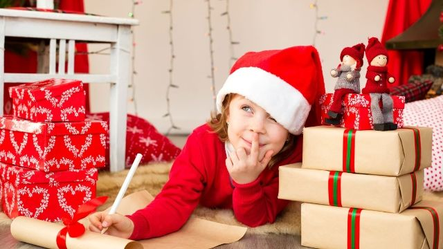 14 unintentionally hilarious Christmas lists kids wrote to Santa.